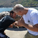 Training am Meer