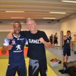 Training with FC Sochaux2
