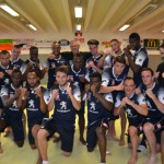 Training with FC Sochaux3